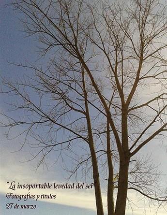 La insoportable levedad del ser