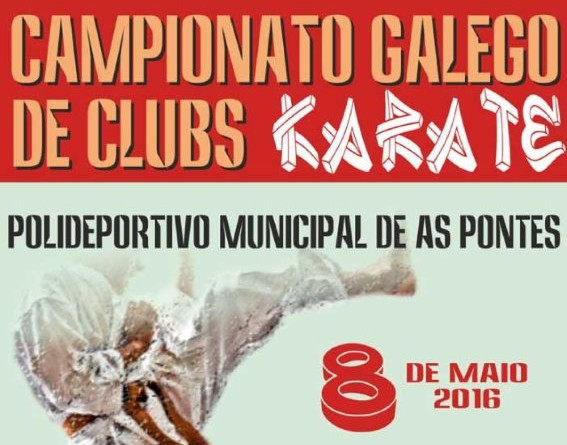 Grupo Bazan karate As Pontes 2016