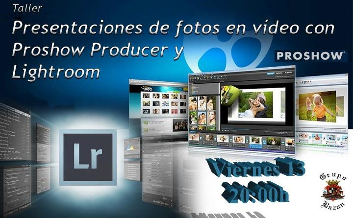 Grupo Bazan taller_videos