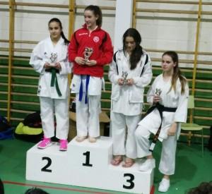 Grupo Bazan torneo karate Mugardos