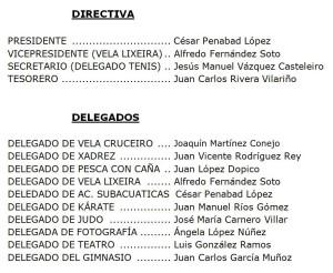 DIRECTIVA E DELEGADOS DO GRUPO BAZAN_2019