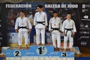 Grupo Bazan Judo 24 marzo 2019 campeonato gallego infantil