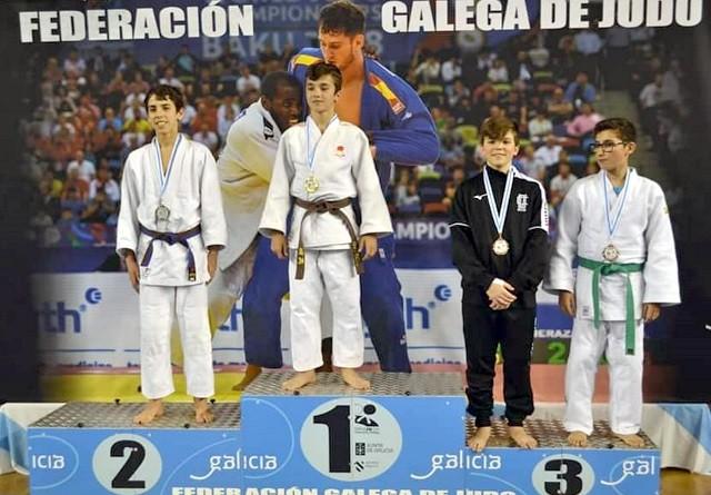 Grupo Bazan Judo 24 marzo 2019 campeonato gallego infantil _1