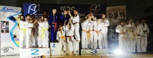 Grupo Bazan judo 16 marzo 2019 Equipo sub 11