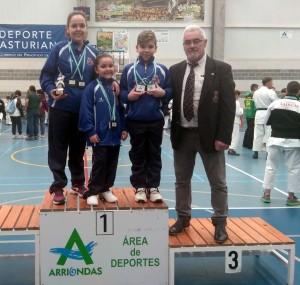 Grupo Bazan trofeo Karate ARRIONDAS 2019_1