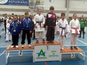 Grupo Bazan trofeo Karate ARRIONDAS 2019_4