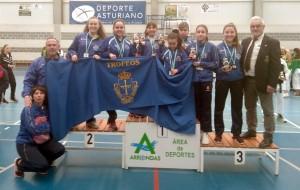 Grupo Bazan trofeo Karate ARRIONDAS 2019_5