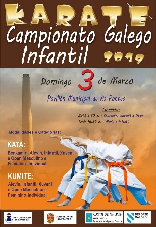 Grupo Bazan_ -Campeonato Gallego Karate As Pontes 2019_p4