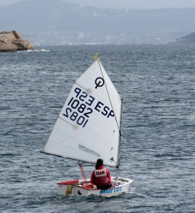 Grupo Bazan_ Campeonato Gallego de Optimist en Ribeira 2019 11