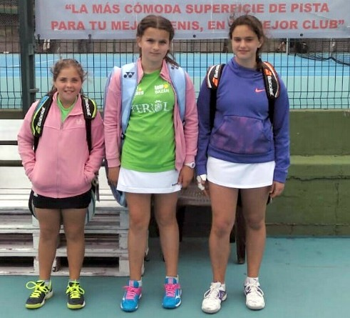 Grupo bazan Tenis_campeonas gallegas infantil_p