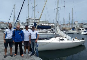 vela Crucero Grupo bazan_ Trofeo infanta elena 1-2 junio 2019