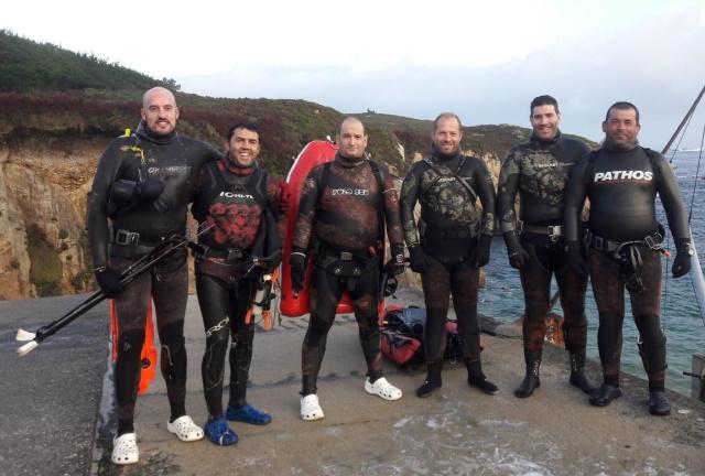 Liga de pesca submarina Grupo BAzan 2019_1P