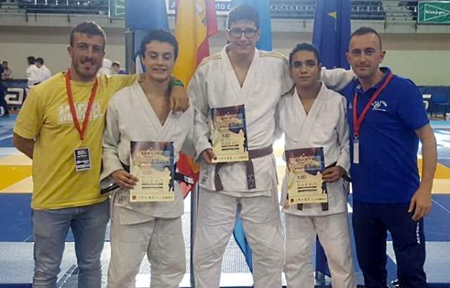Super Copa Judo 2019 Aviles_ Grupo Bazan