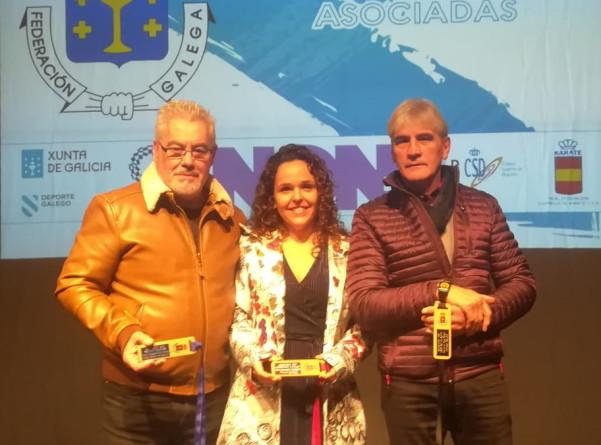 IX gala galega de karate_1_ Grupo Bazan